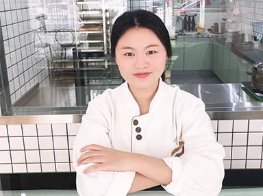 创业学子丨朱智维:烘焙店如何在