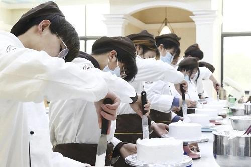 学员故事丨从护士到西点师,我相